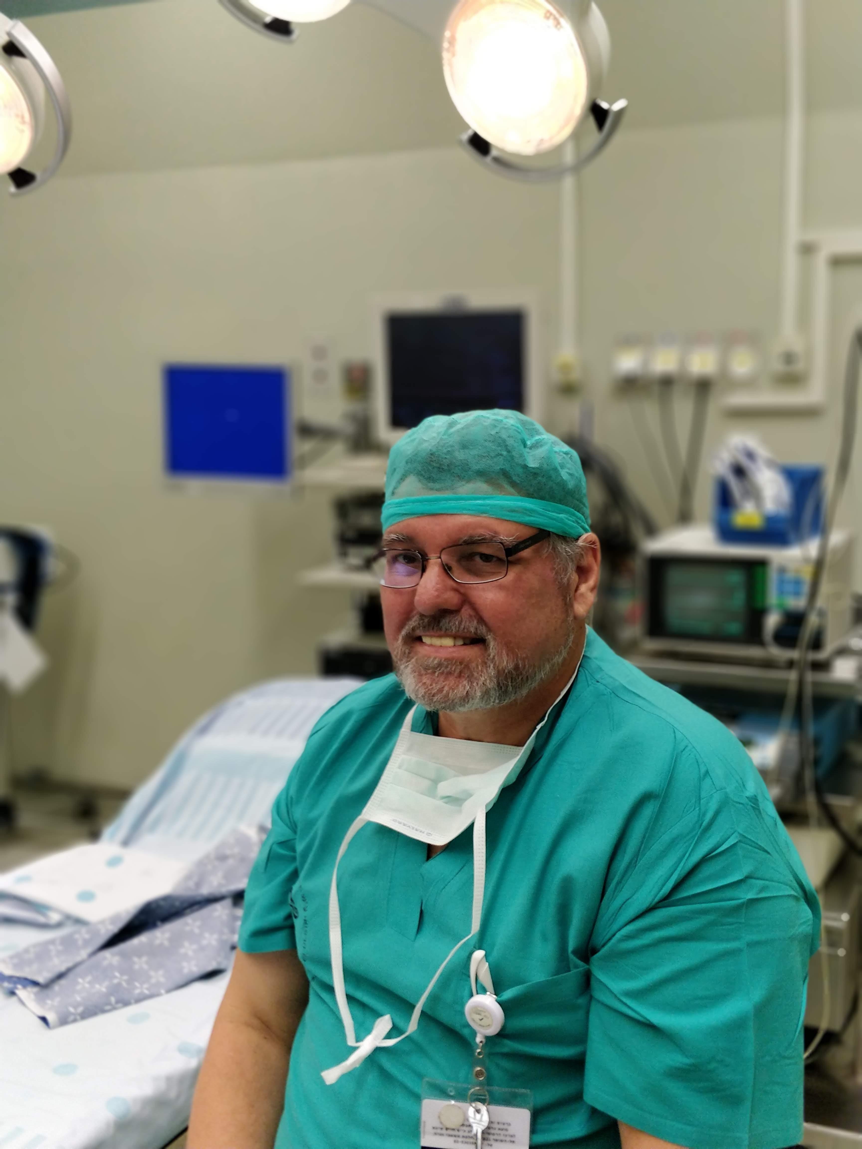 """ד""""ר אריאל אורן מומחה בכירורגיה אורתופדית"""