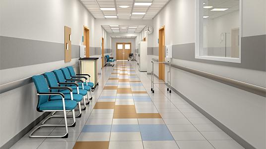 שביתה חלקית בשבעת בתי החולים הציבוריים